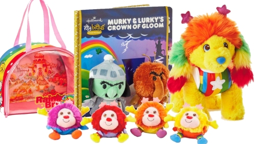 New Rainbow Brite Products from Hallmark
