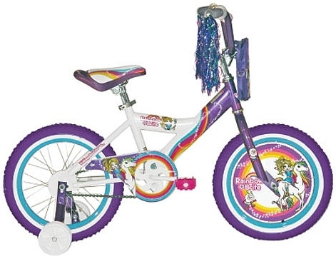 Rainbow Brite Bicycle
