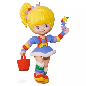 2016 Rainbow Brite Ornament from Hallmark