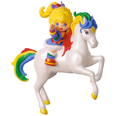 2017 Rainbow Brite Keepsake Ornament
