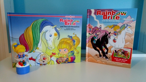 Two New Rainbow Brite Kids Books from Hallmark