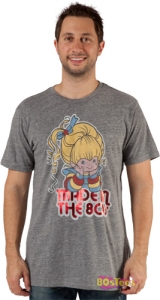 Mens Rainbow Brite T-Shirt from 80sTees.com