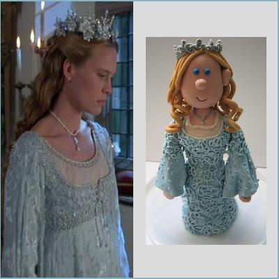 Princess Bride Ercup Dress