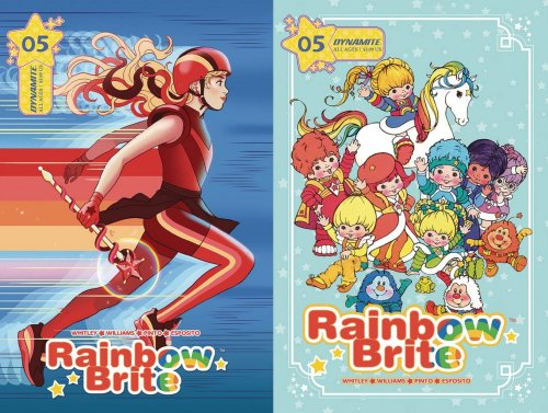 Rainbow Brite Comic Issue 5