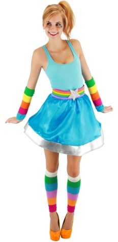 Elope Rainbow Brite Costume Accessories