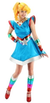 Elope Rainbow Brite Costume for Halloween