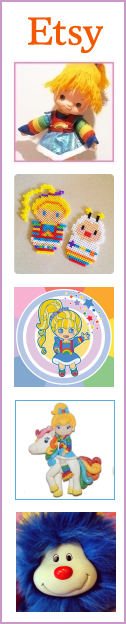 New Rainbow Brite Cartoon by Feeln