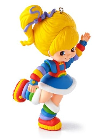 Rainbow Brite 2013 Ornament