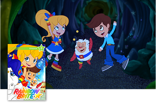 Rainbow Brite Episode 3