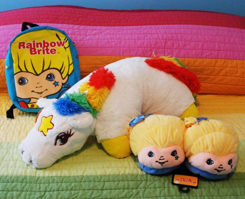 Spencers Rainbow Brite Items