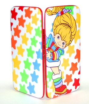 Spencers Rainbow Brite Wallet