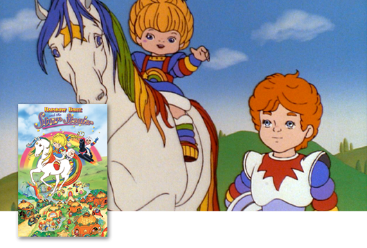 Rainbow Brite and the Star Stealer Streaming