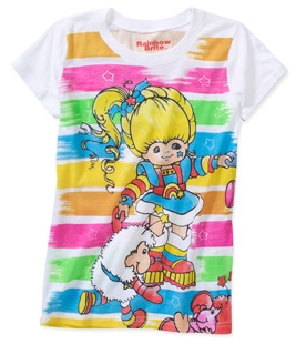 0ad89319269 ... Rainbow Brite T-shirt from Wal-Mart