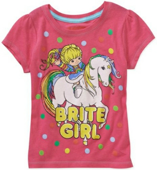 Wal-Mart Todder's Rainbow Brite Shirt