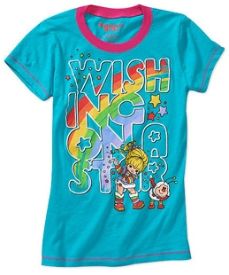 Rainbow Brite T-shirt from Wal-Mart