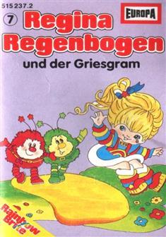 regina regenbogen und der griesgram cassette tape. Black Bedroom Furniture Sets. Home Design Ideas