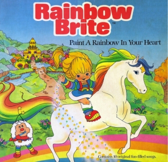 Paint a Rainbow in Your Heart Album Cover