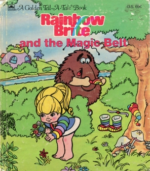 Rainbow Brite and the Magic Belt