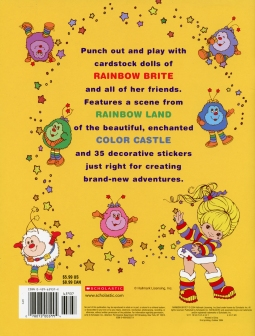 The World of Rainbow Brite Back