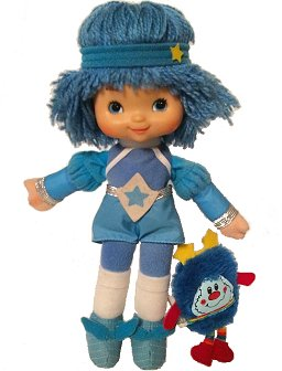 12 inch Buddy Blue Doll