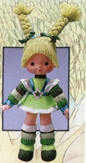 18 inch Patty O'Green Doll