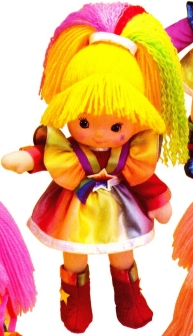 Dress-Up Rainbow Brite