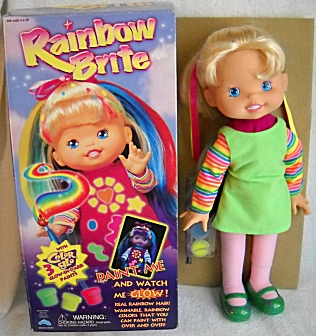 Rainbow dress up pictures
