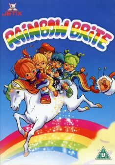 Rainbow Brite UK DVD
