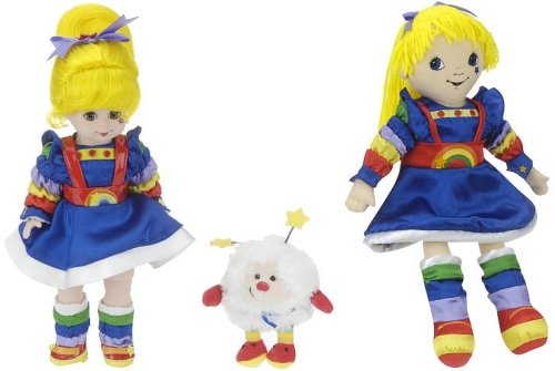 Rainbow Brite Dolls by Madame Alexander