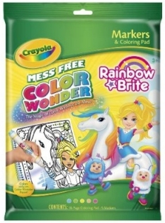 Rainbow Brite Marker Set