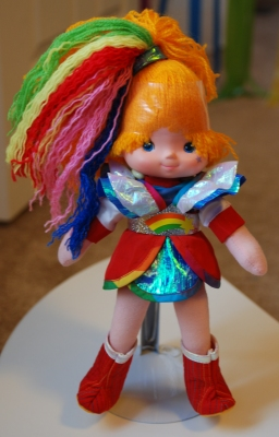 Prototype Rainbow Brite Doll