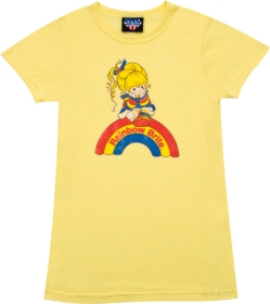 Yellow Rainbow Brite Shirt